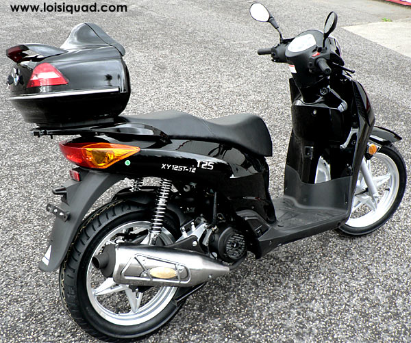 Scooter XY 125 QT